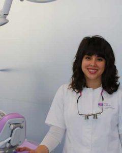 Doctora Ana San José Vázquez