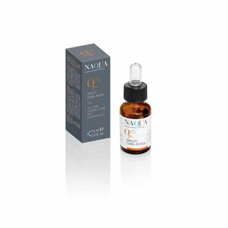 Q20 Serum Cells AntiOx - Vit C 20%, Ac. Ferulic, Vit E, Q10