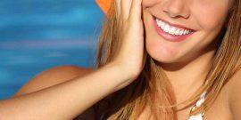 Cómo lucir una sonrisa más blanca este verano