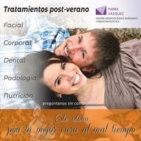 Tratamientos post-verano en Clínica Parra Vázquez
