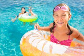 Consejos y cuidados de la ortodoncia en verano