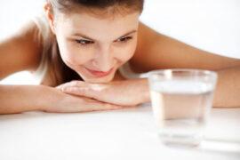 Beneficios del agua para la piel