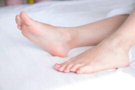 Los pies en el embarazo: cómo cuidarlos