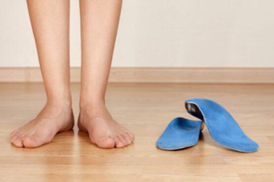 Plantillas para pies planos: cómo son y sus beneficios